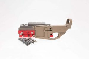 AR15 80 Lower receiver
